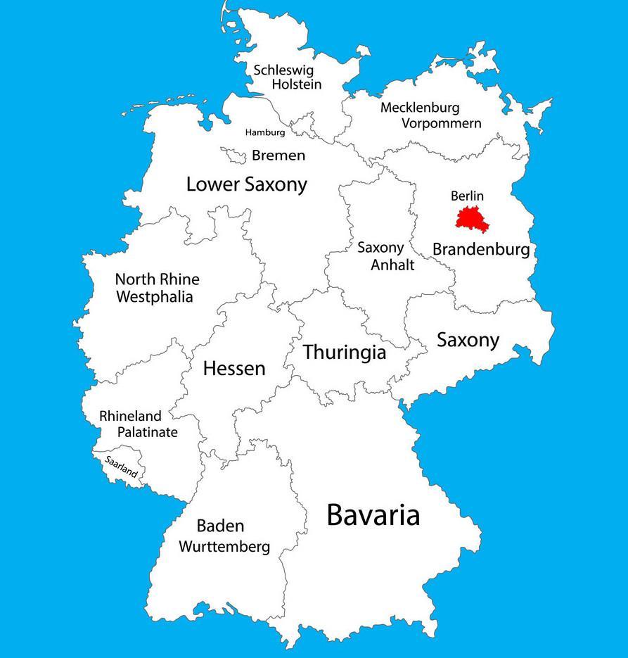 Saksa Kartta